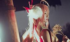 狐妖小红娘手游官方月红CP欣赏 东方月初涂山红红COS图