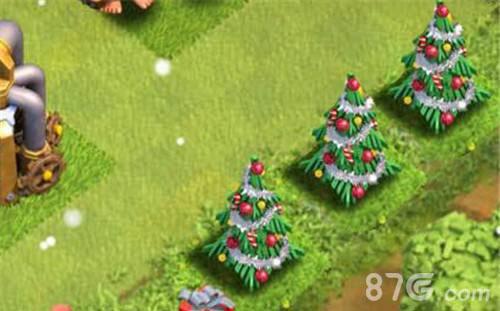 部落沖突圣誕樹