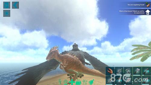 方舟生存进化恐龙技能使用