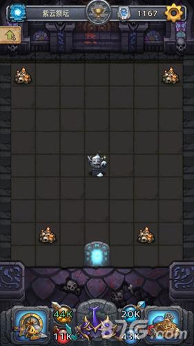 不思议迷宫紫云祭坛
