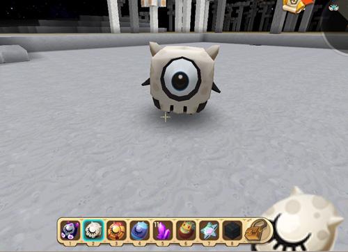迷你世界萌眼星怪物3
