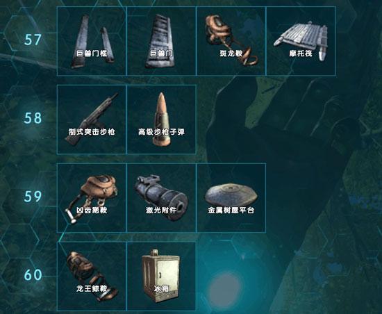 方舟生存进化印痕技能15