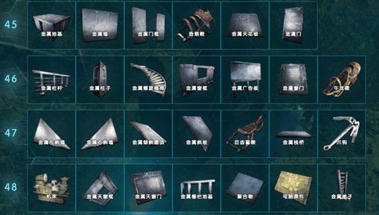 方舟生存进化印痕技能12