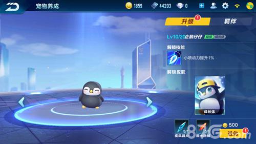 QQ飞车手游宠物怎么进化3