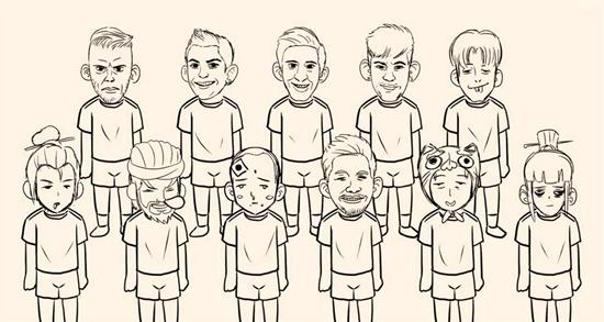 《暴走英雄坛》世界杯 暴走大力出奇迹