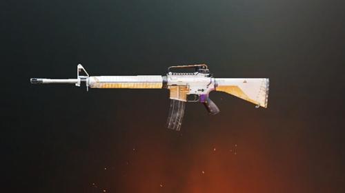 绝地求生刺激战场M16A4