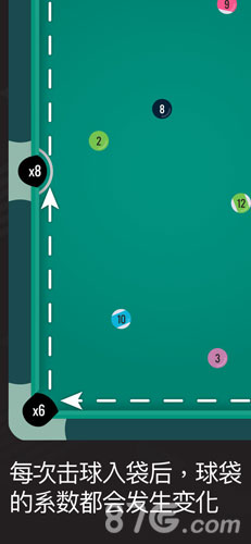 Pocket Run Pool截图3
