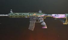 绝地求生刺激战场M416紫色赛博朋克皮肤怎么获得
