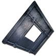 金属天窗框