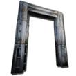 金属恐龙门框