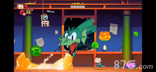 Juanito Arcade Mayhem截图5