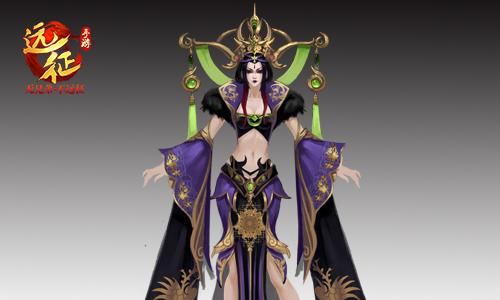魔化后的长乐公主