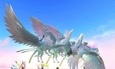 《九州天空城3D》跨服家族战明日热血开幕