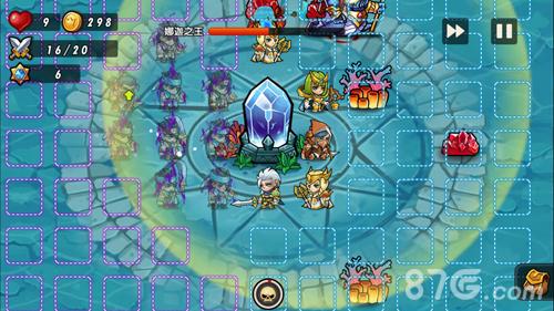 塔防之光6-6攻略图2
