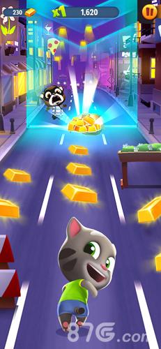 汤姆猫跑酷截图2
