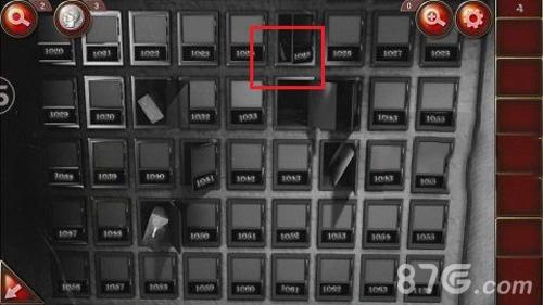 密室逃脱19银币位置4