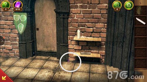 密室逃脱15宝石位置4