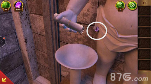 密室逃脱15宝石位置11