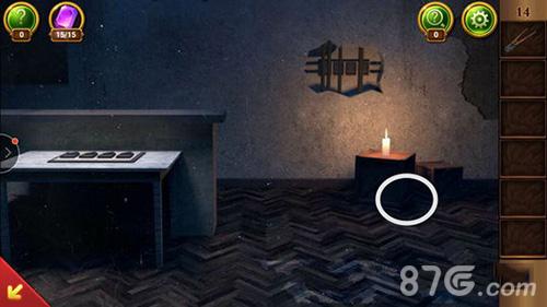 密室逃脱15宝石位置14