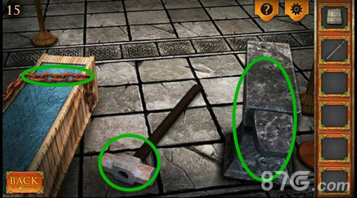 图文逃脱5第15关过逃出博物馆第十五关密室攻略游玩大雁塔攻略