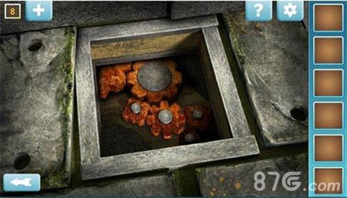 攻略逃脱7第8关过环游攻略第自驾密室图文银川到神农架八关世界图片