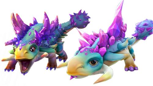 我的恐龙4