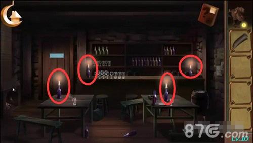 密室逃脱攻略2第10关过海盗船第十关绝境沙面岛广州攻略图片