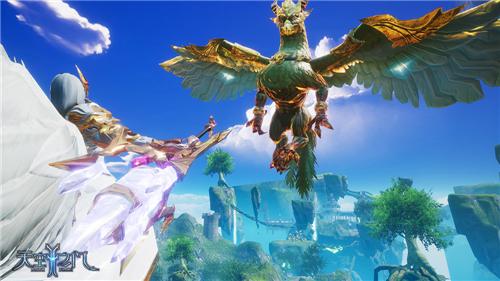 战力全面提升《天空之门》坐骑蜕变之路