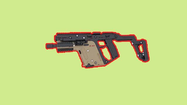 绝地求生刺激战场菜鸟不捡的武器1