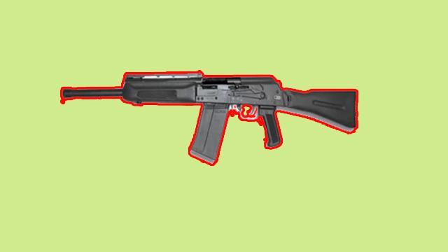 绝地求生刺激战场菜鸟不捡的武器2