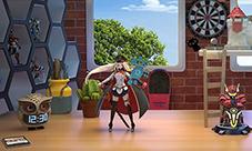 玩具英雄宣传CG视频 你的手办女友火爆来袭