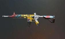 绝地求生刺激战场M416强势不在 崛起的M762