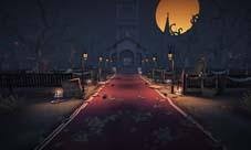第五人格红教堂地图万圣节重新装修 新挂饰幽灵灯