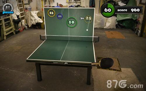 指尖乒乓球中文版截图3