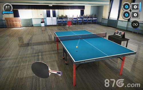 指尖乒乓球中文版截图4