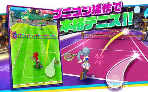 白猫网球截图4