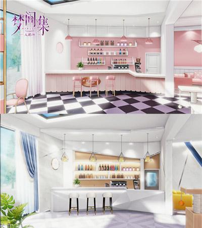 甜美or现代?你的咖啡厅你做主!