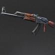 AK47突击步枪