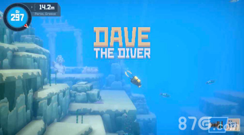Dave The Diver截图2