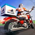 快遞摩托車