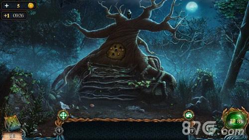 密室逃脱绝境系列4迷失森林攻略2