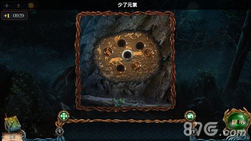 密室逃脱绝境系列4迷失森林攻略3