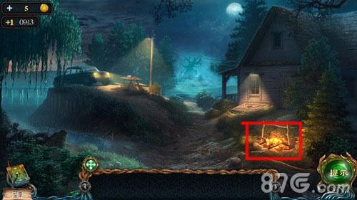 密室逃脱绝境系列4迷失森林攻略4