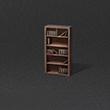 五层旧书架