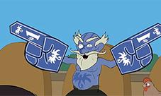 炉石传说新版本动画第二集 好斗的侏儒新卡公布
