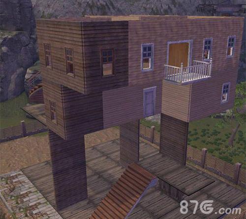 明日之后实用房子推荐设计防偷家房子图纸分m151布局图片