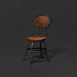 復古酒吧圓椅