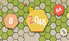 根本停不下来 玩《2048新六角消除》抢掉落红包