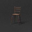 高脚酒吧椅