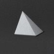 2型简陋木外凸角